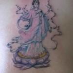 tatouage sacré